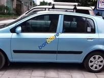Bán xe cũ Hyundai Getz MT đời 2009, màu xanh lam, nhập khẩu chính hãng, giá chỉ 315 triệu