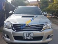 Bán xe Toyota Hilux 3.0 G đời 2013 như mới, giá 620tr