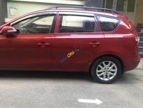 Xe Hyundai i30 CW năm 2009, màu đỏ, xe nhập, giá chỉ 459 triệu