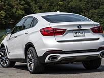 BMW X6 2017, nhập nguyên chiếc chính hãng, ưu đãi lớn