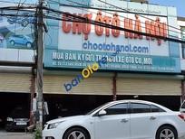Cần bán xe Daewoo Lacetti CDX sản xuất 2009, màu trắng, giá tốt