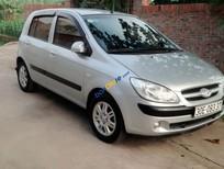 Bán Hyundai Click đời 2008, màu bạc còn mới