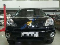 Bán Renault Koleos 2.5 4x2 sản xuất 2010, màu đen, giá chỉ 780 triệu