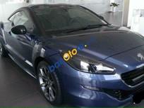 Cần bán xe Peugeot RCZ đời 2014, màu xanh lam, xe nhập