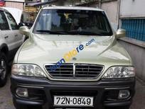 Bán ô tô Ssangyong Musso Libero đời 2005, nhập khẩu số tự động, giá tốt