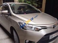Toyota Cầu Diễn bán xe cũ Toyota Vios E 2014 giá tốt