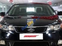 Bán xe Kia Forte SX 1.6AT đời 2011, màu đen, số tự động, 499 triệu