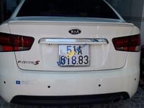 Bán Kia Forte đời 2013, màu trắng, còn đẹp