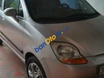 Lên đời xe bán lại xe Chevrolet Spark Van đời 2012, màu bạc