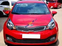 Bán Kia Rio 1.4AT sản xuất 2014, màu đỏ, nhập khẩu