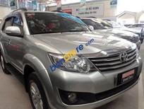 Toyota Đông Sài Gòn - CN Nguyễn Văn Lượng bán xe Toyota Fortuner 2.7V 4x2 AT 2012