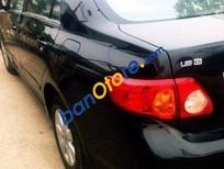 Cần bán xe Toyota Corolla altis MT sản xuất 2009, màu đen, giá chỉ 590 triệu