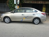 Cần bán lại xe Toyota Vios AT đời 2014, giá chỉ 570 triệu