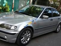 Bán BMW 318i 2003, 4 máy màu bạc số tự động máy 2.0