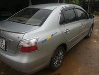 Bán ô tô Toyota Vios G đời 2013, màu bạc số tự động