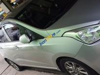 Bán Hyundai i10 đời 2014, màu bạc còn mới