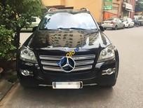 Cần bán gấp Mercedes GL550 4Matic đời 2008, màu đen, nhập khẩu nguyên chiếc