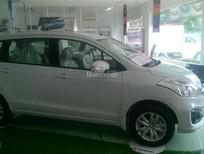 Cần bán xe Suzuki Ertiga 2017, nhập khẩu, hỗ trợ trả góp, 180tr nhận xe.