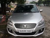 Cần bán xe Suzuki Ciaz 2017, nhập khẩu Thái Lan, hỗ trợ trả góp lên đến 100% giá trị xe