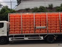 Đại lý Hino Miền Nam bán xe Hino 5 tấn FC9JLSW chở gia súc, gia cầm