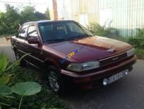 Cần bán Toyota Corolla sản xuất 1991, màu đỏ