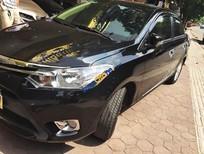 Bán xe cũ Toyota Vios đời 2015, màu đen