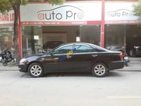 Chính chủ bán xe Toyota Camry 2.4l sản xuất 2006, màu đen