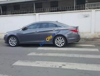 Gia đình xuất cảnh bán xe Hyundai Sonata 2.0AT đời 2011, màu xám