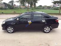 Bán Toyota Vios 1.5G đời 2004, màu đen, nhập khẩu, giá 295tr