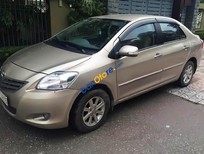 Cần bán gấp Toyota Vios 1.5 E năm 2010, màu vàng chính chủ