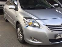 Bán xe Toyota Vios E đời 2013, màu bạc chính chủ, giá 465tr