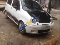 Bán Daewoo Matiz đời 2003, màu trắng, xe đẹp