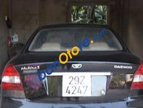 Bán Daewoo Nubira năm 2002, màu đen
