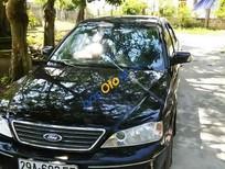Bán xe cũ Ford Mondeo 2.5 năm 2004, màu đen số tự động