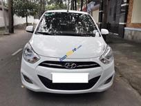 Bán Hyundai i10 đời 2011, màu trắng số tự động
