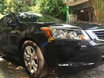 Bán xe cũ Honda Accord 2.4 đời 2009, màu đen, xe nhập chính chủ