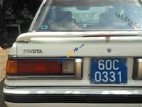Bán Toyota Camry đời 1984, màu trắng