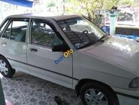 Đổi xe mới nên bán Kia Pride năm 1995, màu trắng