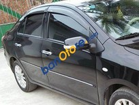 Cần bán Toyota Vios sản xuất 2010, màu đen