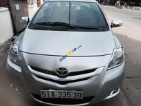 Bán Toyota Vios đời 2008, màu bạc, giá tốt