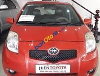 Cần bán lại xe Toyota Yaris G đời 2008, màu đỏ số tự động, 460tr