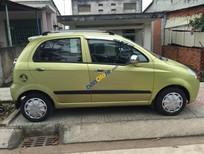 Bán Chevrolet Spark Van đời 2010, màu vàng