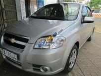 Bán xe cũ Chevrolet Aveo đời 2012, màu bạc còn mới