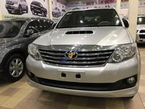 Bán Toyota Fortuner đời 2013 số sàn, giá 865tr, xe cũ