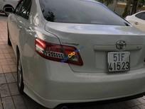 Cần bán xe cũ Toyota Camry LE năm 2008, màu bạc, xe nhập