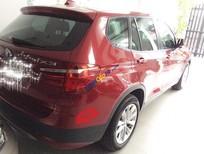 Cần bán xe BMW X3 28i đời 2012, màu đỏ