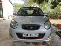 Cần bán xe Kia Morning đời 2010, màu bạc, xe nhập