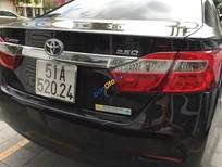 Bán xe cũ Toyota Camry 2.5Q đời 2013, màu đen