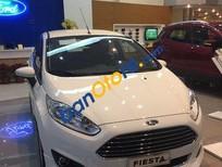 Thăng Long Ford Tây Mỗ bán ô tô Ford Fiesta AT đời 2016, màu trắng