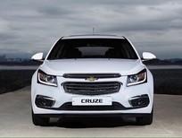 Bán Chevrolet Cruze New 2017 hỗ trợ vay 90-100% lãi suất thấp,cam kết giá tốt nhất !!!